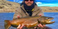 Guided Fly Fishing Trips 10 - Cowboy Drifters