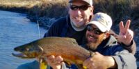 Guided Fly Fishing Trips 4 - Cowboy Drifters