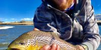 Guided Fly Fishing Trips 5 - Cowboy Drifters