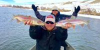 Guided Fly Fishing Trips 7 - Cowboy Drifters