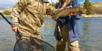 Guided Fly Fishing Trips 8 - Cowboy Drifters