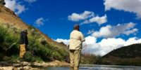 Guided Fly Fishing Trips 9 - Cowboy Drifters